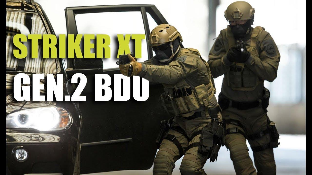 UF PRO  Striker XT GEN 2 Combat Pants (Color: Black / Size