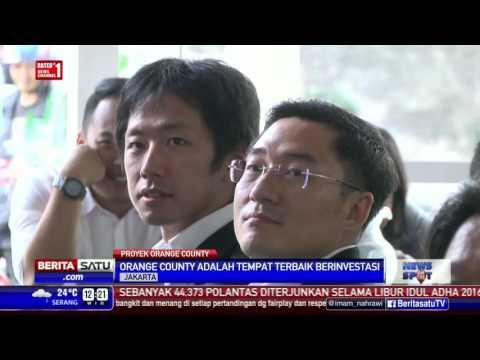 Kajima Ditunjuk Sebagai Kontraktor 2 Menara Apartemen Orange Country