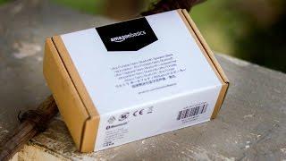Amazon Basics Nano Bluetooth Speaker Unboxing