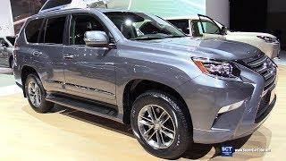 2018 Lexus GX 460 - Exterior and Interior Walkaround - 2017 LA Auto Show