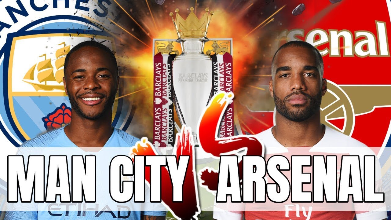 Man City vs Arsenal - No One Expects Us To Win This Game ...
