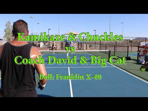 Playing Lesson: Helping lower level pickleball players
