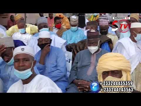 Niveau bureau de haut conseil de maliens de GHANA .