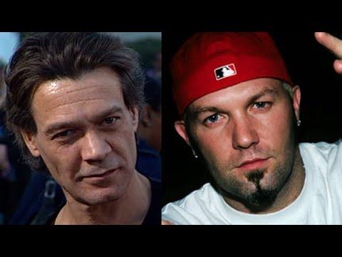 Eddie Van Halen Shows Up To Fred Durst's House To Confront Him