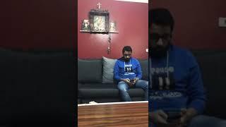 الدكتور عبدالله رشدي وحوار جميل مع شاب مسيحيي