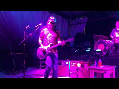 Cody Canada & The Departed - Carney Man - Will Rogers Stampede - May 26, 2017