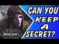 secrets of world of Warcraft legion patch 7.3.5 update