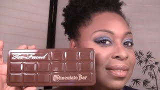 Too Faced Chocolate Bar Review & Swatches Thumbnail
