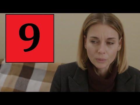 Сериал 1 канала Поздний срок 9 серия (мелодрама 2020)