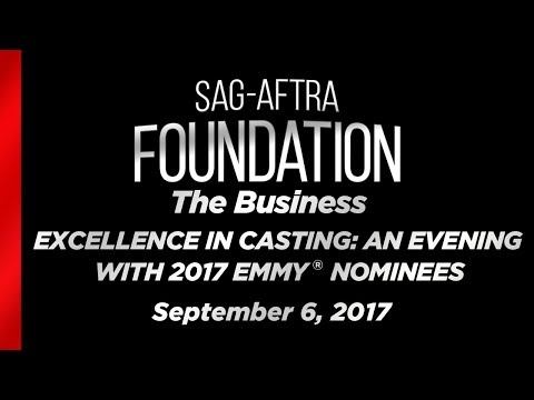 The Business: Excellence in Casting: An Evening with 2017 Emmy® Nominees
