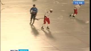 Хоккеисты «Байкал Энергии» победили нижегородский «Старт»