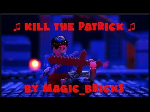 Kill the Patrick   by Magic_Bricks (stop motion)