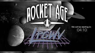 Rocket Age 5e! Ep  1   Sashimi To Go