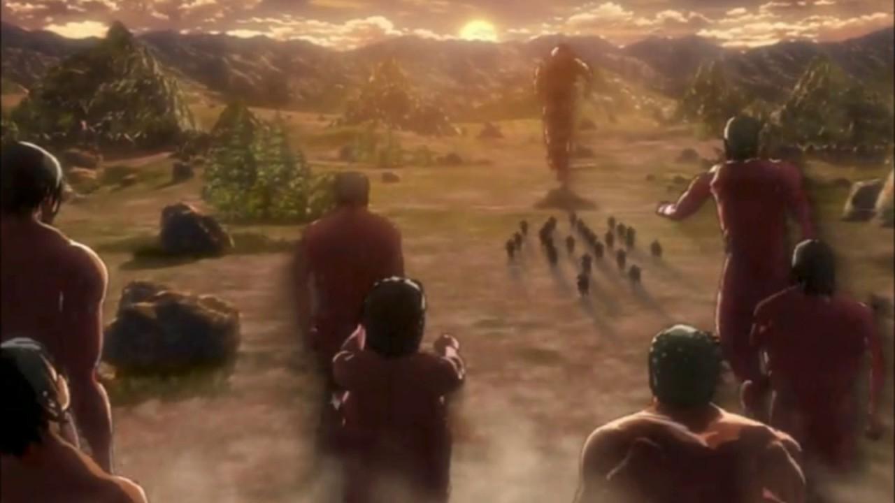 Attack on Titan Season 2 OST 06 ERENthe標 (Hiroyuki Sawano ...