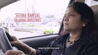 Empowering women - Seema takes her hobby online | ऑनलाइन बिज़्नेस ने दी सीमा के शौख को उड़ान