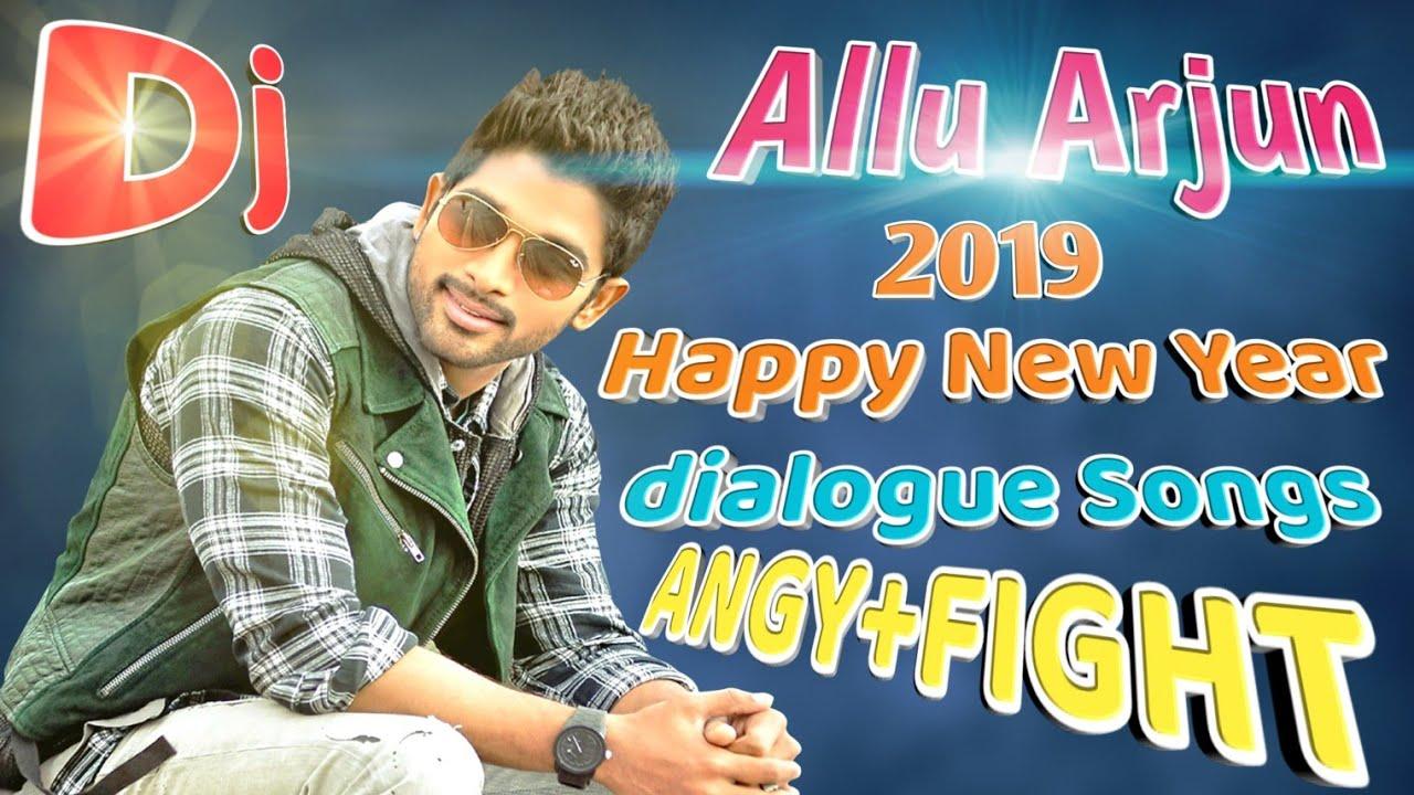 Allu arjun video song hindi