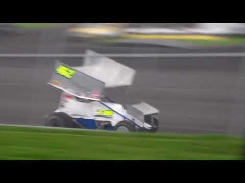 305 Sprint Car Heat 1 @ Boone Speedway 05/05/18