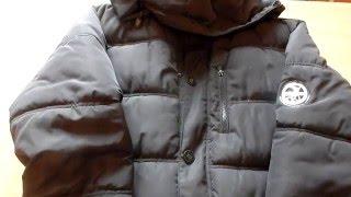 видео Как зашить куртку, чтобы не было видно шва