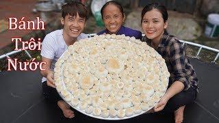 Bà Tân Vlog -  Làm Bánh Trôi Nước Siêu To Khổng Lồ Đón Tết
