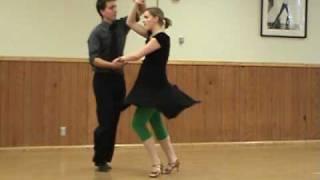 DANC 2270-Samba- Jesse Maher & Allison Porter