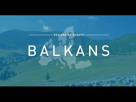 Regions of Europe - Balkans - Visit Europe