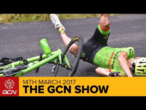 Just How Dangerous Is Cycling? | The GCN Show Ep. 218