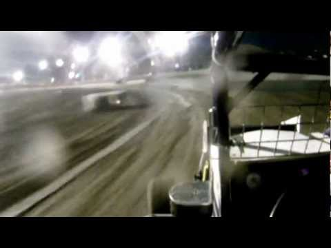 Chyanne Nichols Restrictor Feature 8.4.2012 Cowtown Speedway.mp4