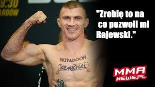 """Daniel Rutkowski przed Babilon MMA 7: """"Zrobię to na co pozwoli mi Rajewski."""""""