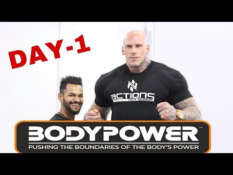 BODY POWER EXPO 2019 | DAY 1 | ANI RAY