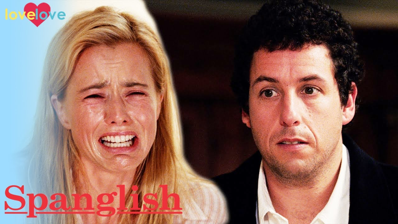 The Truth Comes Out | Spanglish | Love Love