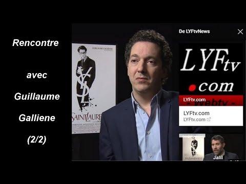 Guillaume Gallienne jouait le rôle de Pierre Bergé dans le Biopic Yves Saint Laurent LYFtvNews