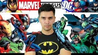 MARVEL VS DC COMICS ESTRENOS PELICULAS 2015 - 2020 | ENTRANDO AL CINE | WOW QUÉ PASA