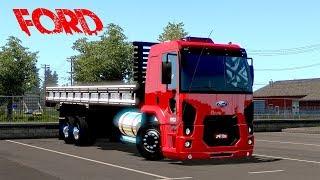 meu ford cargo 2.0 ETS2 VIDA REAL