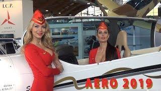 AERO 2019 Friedrichshafen Germany Part 3