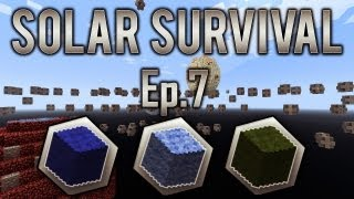 Solar Survival Ep7, Una galaxia de lanas!