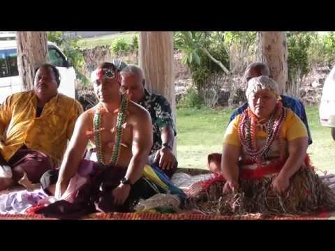 Su'a Matai Ceremony 4th Feb 2016 in Salelavalu 4 of 10