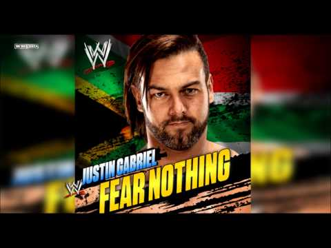 "WWE: ""Fear Nothing"" (Justin Gabriel) Theme Song + AE (Arena Effect)"