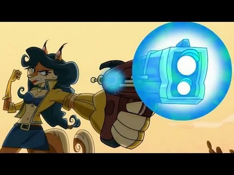 Sly Cooper Thieves In Time Trailer Gamescom 2012 Ps Vita