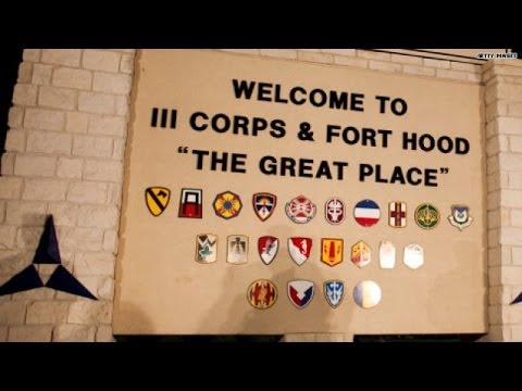 Ft. Hood shooter is Iraq War vet