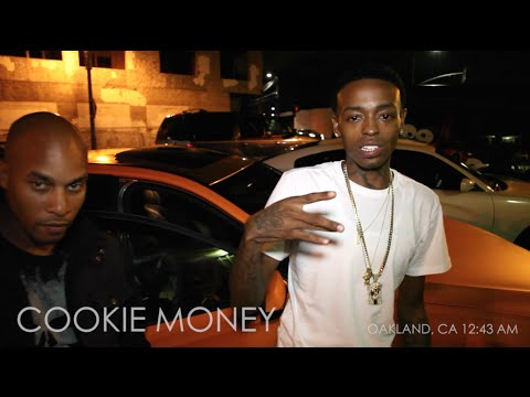 Cookie Money Trill Youngns in East Oakland vlog