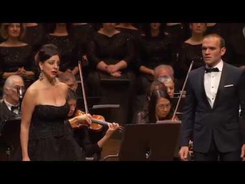Massenet's Manon:  St. Sulpice Duet, Joyce El-Khoury, Michael Fabiano