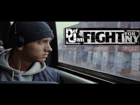 Def Jam FFNY Rap Battle | Eminem Special (8 Mile)