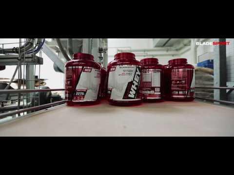 Blade Sport Nutrition Whey Protein