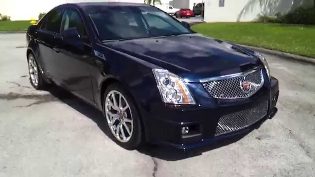 FOR SALE 2008 cadillac cts-4 - YouTube