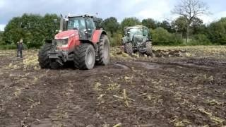 #Amazing amazing heavy equipment, biggest tractor stuck in deep mud compilation in the world 2 #HD #