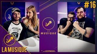 Team Dina & Pierre Lapin vs Team Max & Gastonogeek - La Musique S2#16