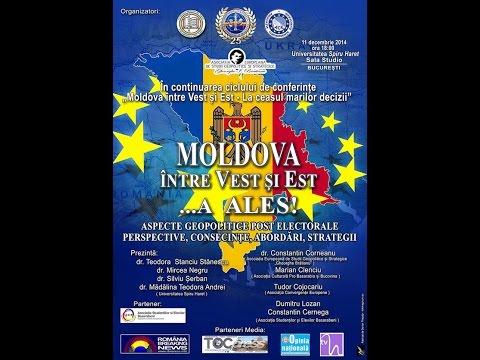 """""""Moldova între Vest și Est …a ALES!"""""""