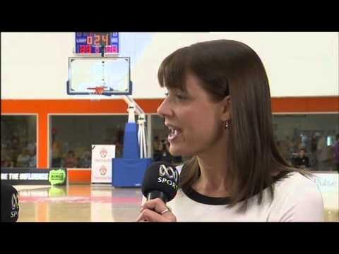 Interview: Round 10 (Kristina Keneally) #WNBL