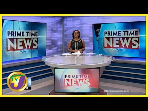 Jamaican News Headlines   TVJ News - July 16 2021