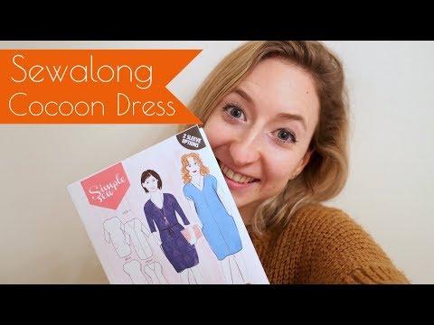 Sewalong : Simple Sew Cocoon Dress